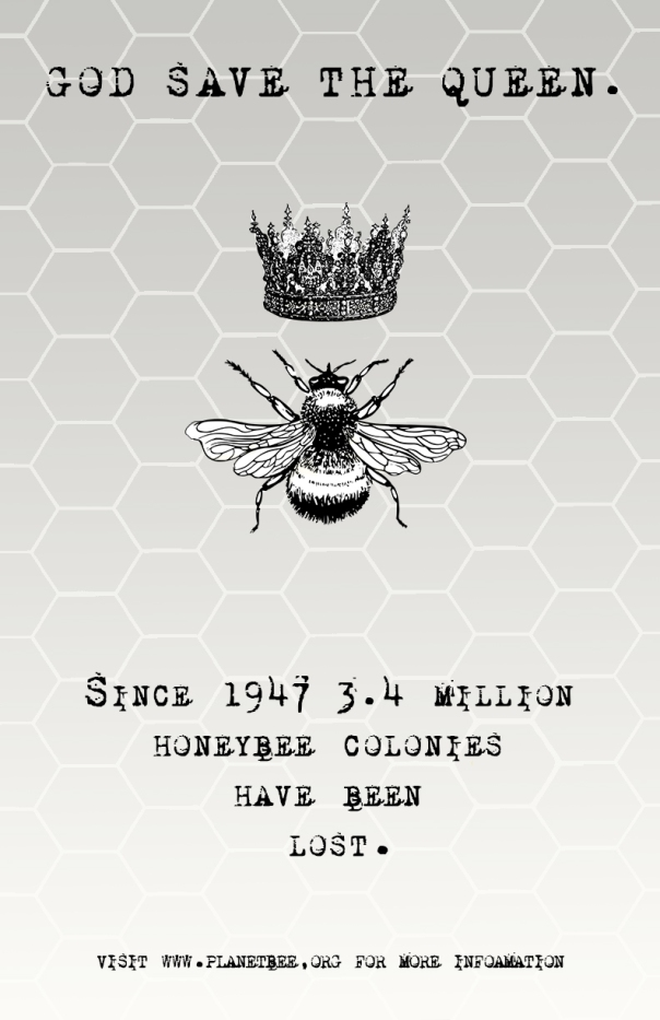 Bee-Poster